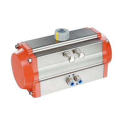Пневматичні виконавчі механізми для клапанів