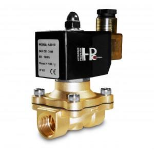 Соленоїдний клапан 2N20 3/4 дюйма FPM Viton + 150C
