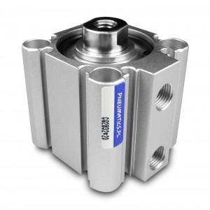 Пневматичні циліндри Compact CQ2 50x20