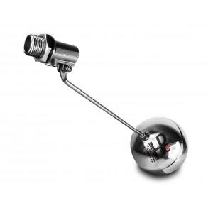 Поплавковий клапан, клапан з нержавіючої сталі DN15 1/2 дюйма