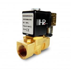 Соленоїдний клапан 2N10 1/2 дюйма VITON 230V або 12V 24V