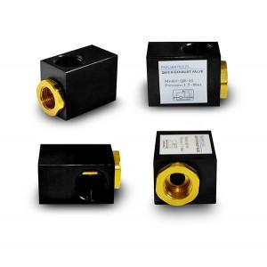 Клапан швидкого випуску QE04 1/2 дюйма