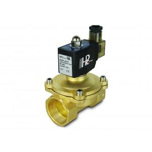 Соленоїдний клапан 2N32-M NO DN32 1 1/4 дюйм 230V 24V 12V