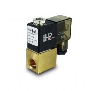 """Електромагнітний клапан 2V08 1/4 """"дюйма 230В або 24В, 12В"""