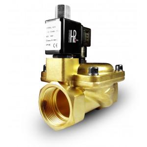 Електромагнітний клапан 2K40 відкритий NO 1 1/2 дюйма 230 В або 12 В 24 В