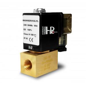 Соленоїдний клапан 2М10 3/8 дюйма 0-16 бар 230 В 24 В 12 В