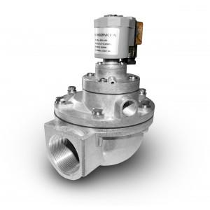 Імпульсний соленоїдний клапан для очищення фільтра 1 1/2 дюйма MV45T