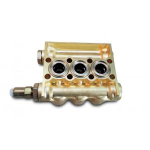 Повна клапанна головка для насоса WS15