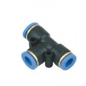 Штепсельний штекер для ніпелевих труб PE08 8мм