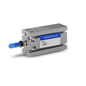 Пневматичні циліндри Compact CU 25x20