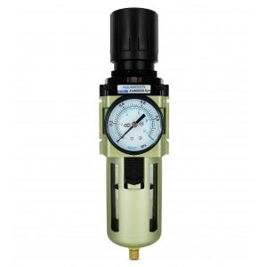 Манометр регулятора зворотнього регулятора фільтра 1/2 дюйма AW4000-04