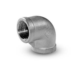 Внутрішня різьба з нержавіючої сталі 1/2 дюйма