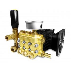 Насос тиску WS15 для прання з аксесуарами 15 л / хв, максимально 250 бара, еквівалентний CAT350