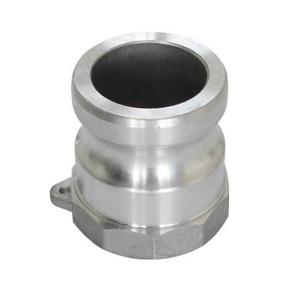 З'єднувач Camlock - алюміній типу A 1/2 дюйма DN15