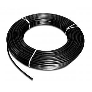 Поліамідний пневматичний шланг PA Tekalan 6/4 мм 1м чорний