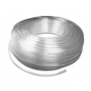 Поліуретановий пневматичний шланг PU 6/4 мм 100м перетину
