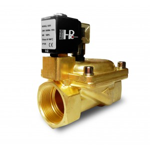 Соленоїдний клапан 2K40 1 1/2 дюйма 230 В або 12 В 24 В