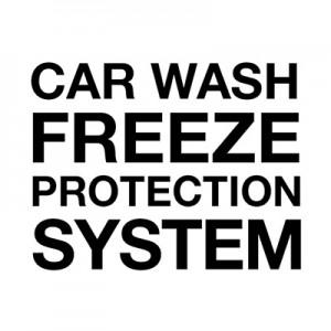 Система захисту від замерзання для прання
