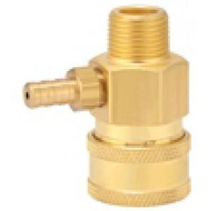 Швидкий кондуктор високого тиску 3/8 дюйма з хімічним всмоктувачем