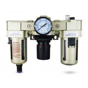 Фільтр дегідраторного регулюючого мастила FRL 3/4 дюйми встановлений на повітрі AC4000-06D