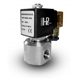 Соленоїд клапан RM22-05 1/4 дюйма нержавіюча сталь ss316 230V 12V 24V