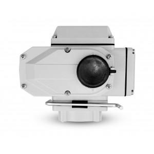 Кульовий клапан електричний привід A500 230VAC 24VAC 24VDC 50Nm