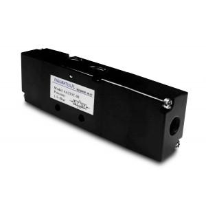 Клапан з пневматикою 5/3 4A230C 1/4 дюйма