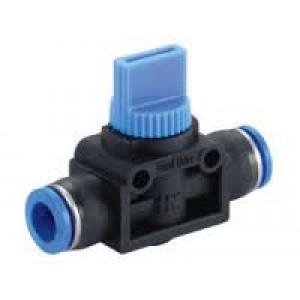Запірний клапан на шланг 6 мм HVFF-06