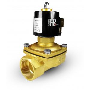 Соленоїдний клапан відкритий 2N40 NO DN40 1,5 дюйма 230 В 24 В 12 В