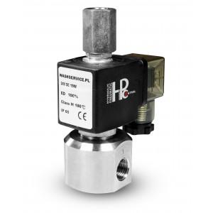 3-провідний соленоїдний клапан RM23-02 3 х 1/4 дюйма
