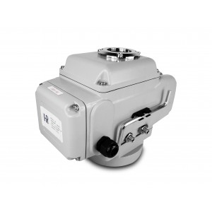 Кульовий клапан електричний привід A1600 230VAC 24VAC 160Nm