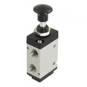 Ручний клапан 5/2 4L210 1/4 дюйма для приводів