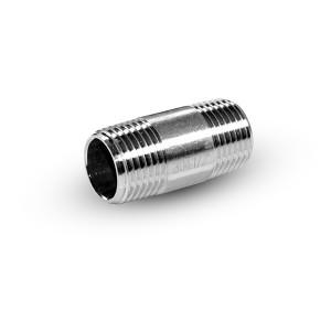 Ніпель з нержавіючої сталі 1/2 дюйма 42 мм