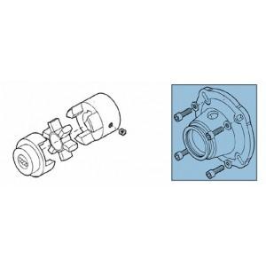 Клатч + адаптер для комплекту насоса RO