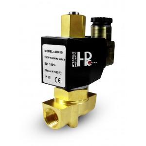 Соленоїдний клапан відкритий 2N10 NO 3/8 дюйма 0-10 бар 230V 24V 12V 42V 110V