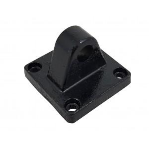 Фальцевий клапан CA привід SC 100 мм