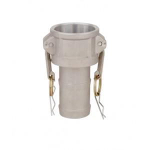 Роз'єм Camlock - тип C 1 1/2 дюйма DN40 Алюміній