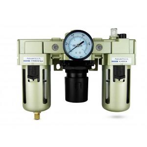 Фільтр дегідраторного регулятора мастила FRL 1/2 дюйми встановлений на повітрі AC4000-04