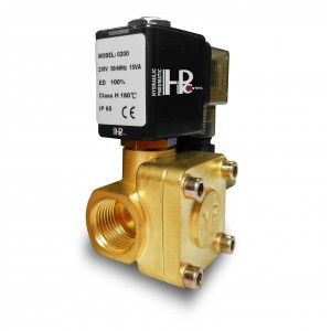 Соленоїдний клапан 2K25 1 дюймовий 230 В або 12 В 24 В