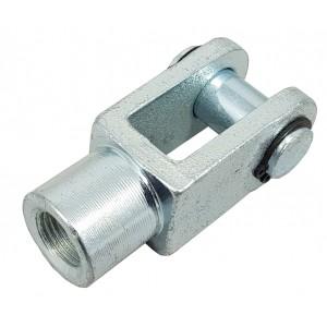 Головний привод Y M6 16 мм ISO 6432