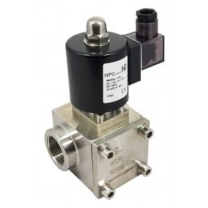 Електромагнітний клапан високого тиску HP250 150бар