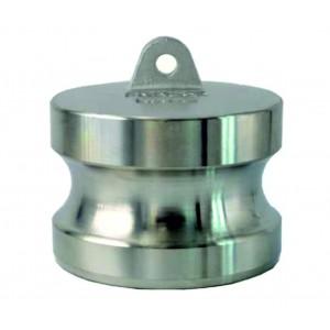 Роз'єм Camlock - тип DP 1/2 дюйма DN15 SS316